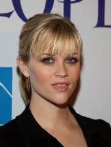hair styles with bangs fringe picture 2