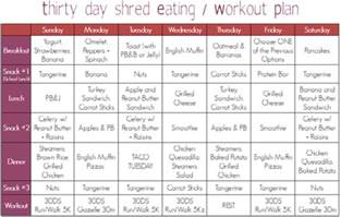 meal plan for weight loss picture 7
