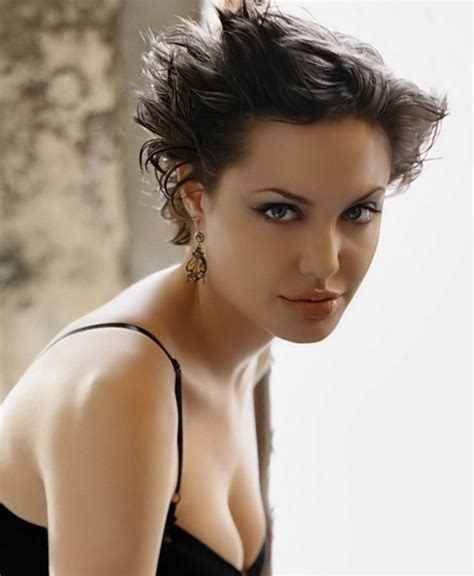 angelina jolie hair style picture 14