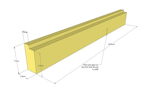 advanced box joint jig plans picture 6