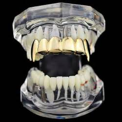 10k iced out dracula teeth picture 11