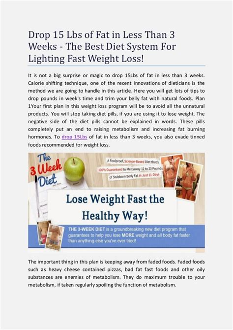 does 3 week rapid weight loss system work lipovarin picture 9