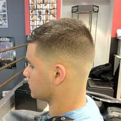 military hair cut picture 3