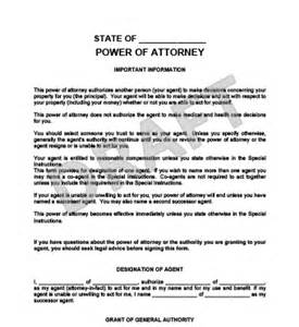 joint power of attorney form picture 14