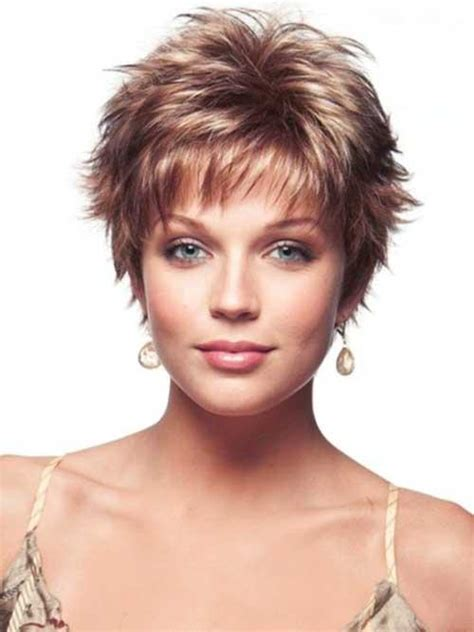 short hair cuts for fine hair picture 1