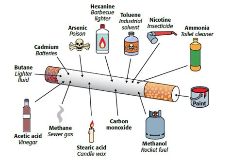 chemicals found in tobacco smoke picture 12
