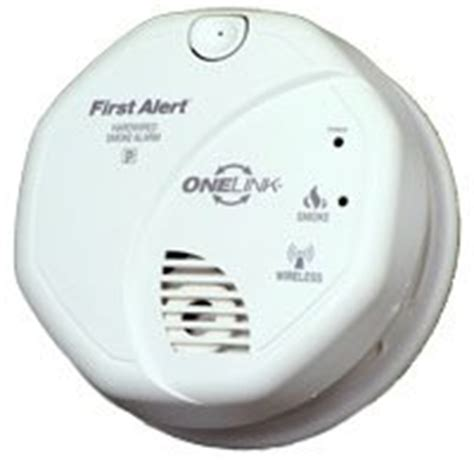 smoke detector on ac unit picture 15