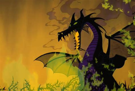 picture of sleeping beauty dragon picture 3