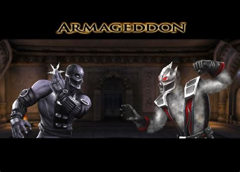 mk armageddon for playstation 2 human smoke picture 7