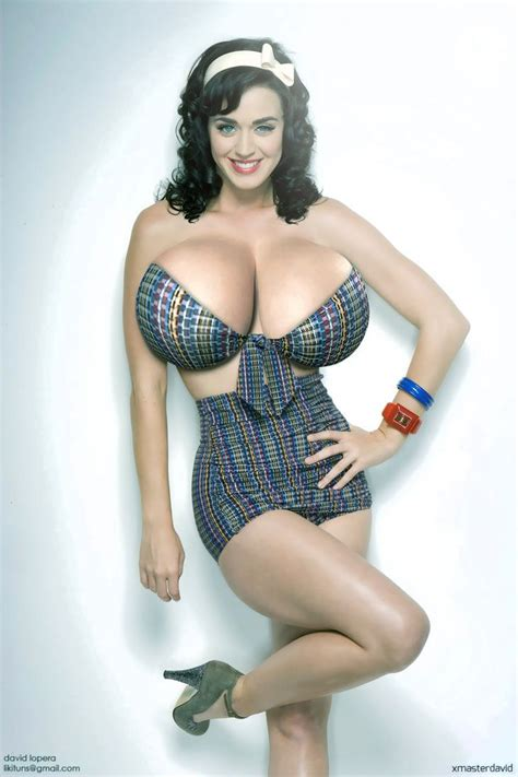 big morphed breast women picture 5