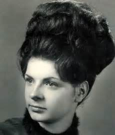 1960's beehive hair picture 14