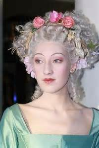 english fashion 1700s hair picture 3
