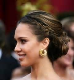 bridesmaid hair styles picture 2