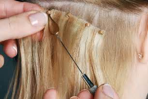 hair extension methods picture 13