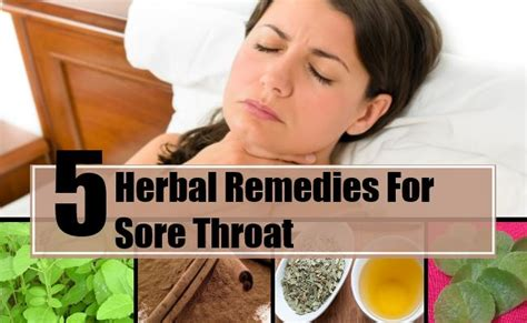 herbal cures for sore throat picture 5