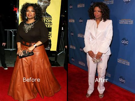 has oprah lost weight picture 14