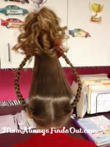 cindy lou who hair how to do picture 7