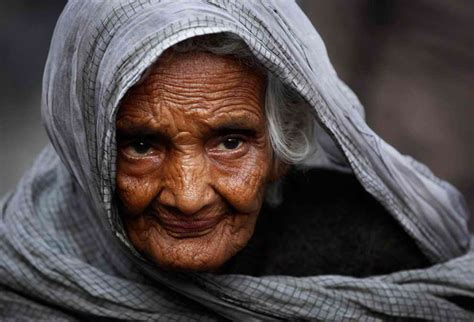 indian old women picture 2