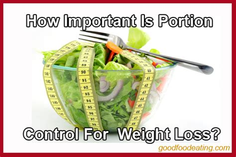 control for weight loss picture 1