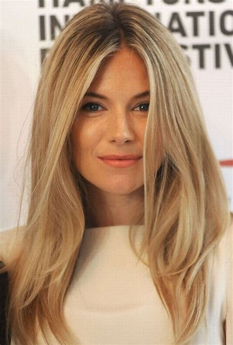 cool hairstyles with strait hair picture 13