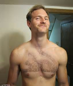 chest hair picture 6