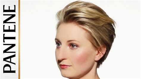 how to cut short hair picture 13