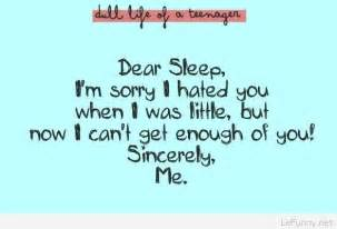 funny sleep quotes picture 19