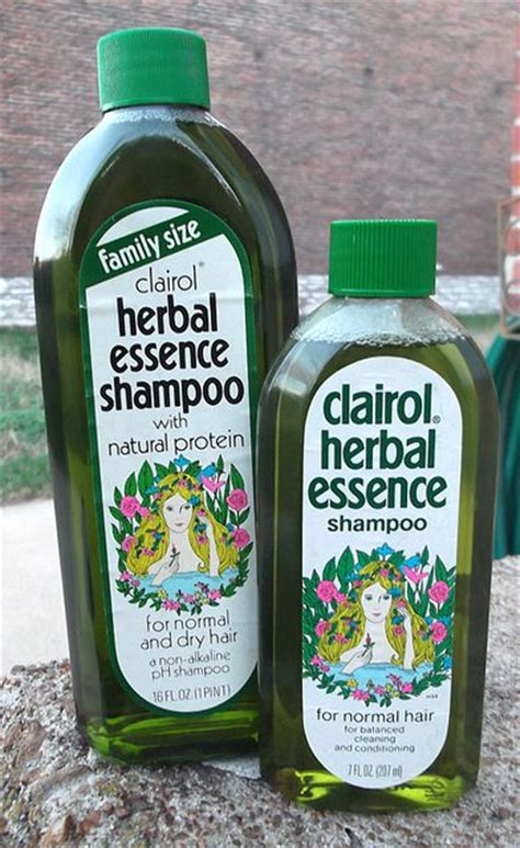 herbal essence shampoo from 1970 picture 2