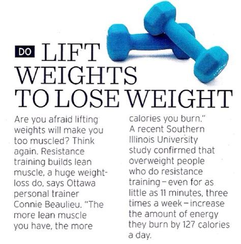 weight training and fat loss picture 5