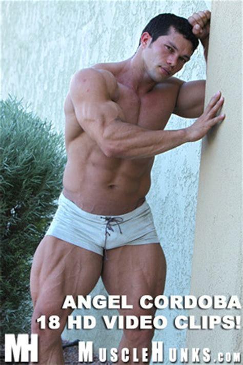 angel cordoba - bodybuilder picture 5