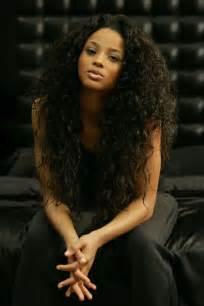 ciara black hair picture 2