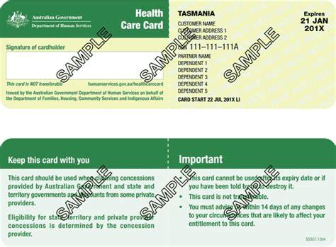 washington health card picture 2