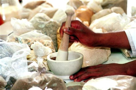 african culture burning herb remedy picture 9