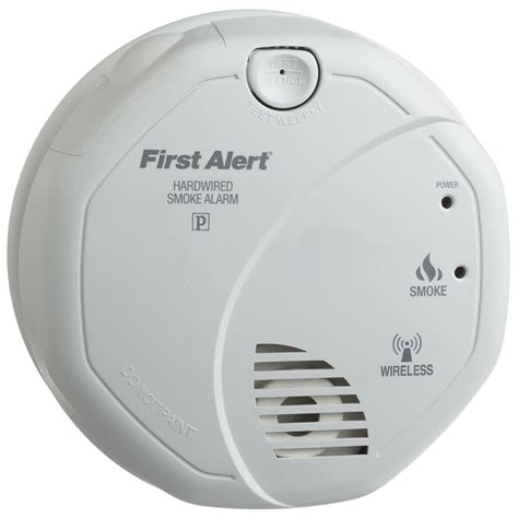 first alert smoke alarm picture 17