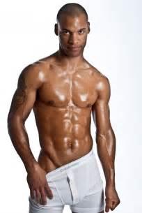 bodybuilding black hunk males picture 3