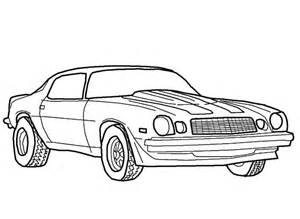 free printable muscle car art picture 11