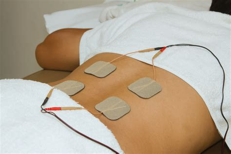 where to place electros for electrical stimulation of picture 3