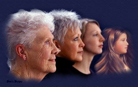 and women aging picture 2