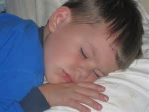 boy sleeping picture 5
