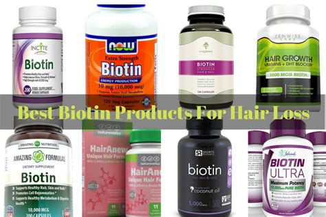 biotin and hair loss picture 9