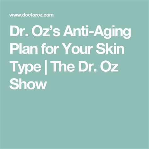 dr.oz on rvtl anti-aging picture 3