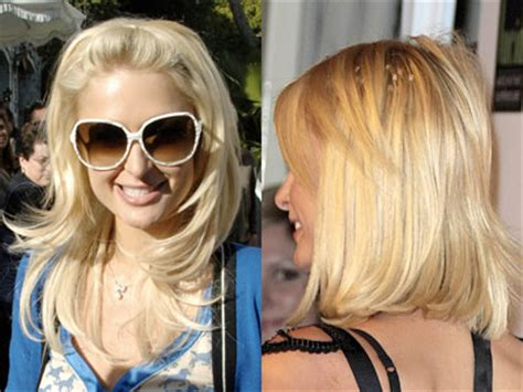 celebrity hair extensions picture 1