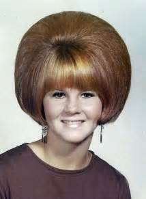 teased hair in 1960's picture 1