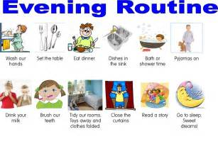 routines picture 1