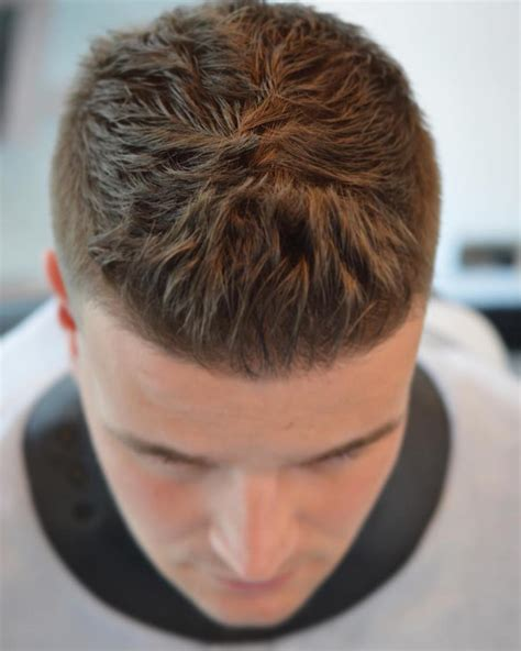 Short hairstyles for men with hair are picture 3
