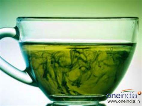 will green tea affect caraluma picture 1