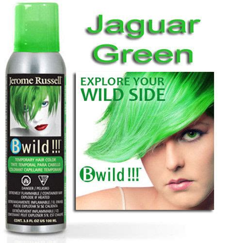 color hair green temporarially picture 1