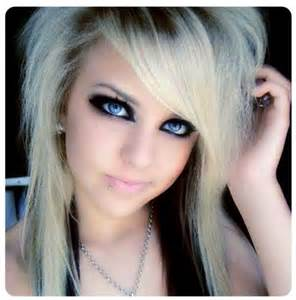 emo hair styles for girls picture 14