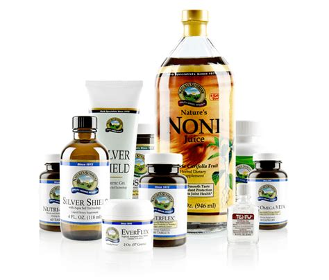 nature sunshine herbal supplements picture 2
