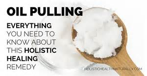 oil pulling and weight loss picture 1
